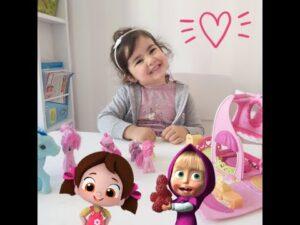 My Little Pony, Niloya ve Maşa ile oyun | Eğlenceli Çocuk Videoları | Eğitici Çocuk Videoları