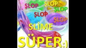 Rahatlatıcı Slime Videoları