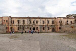 Sinop Tarihi Cezaevi ve Müzesi restorasyon nedeniyle ziyarete kapatıldı