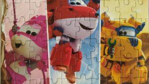 harika kanatlar puzzle 60 parça