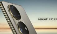 Huawei, HarmonyOS etkinliğinde resmi olarak P50 serisini tanıttı