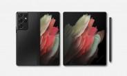 Samsung Galaxy Z Fold3'ün seri üretimi başladı