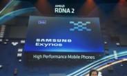 AMD, RDNA 2 grafiklerini ışın izleme ve daha fazlasıyla Exynos'a getiriyor