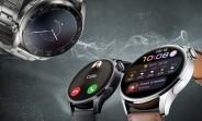 Huawei Watch 3, HarmonyOS, eSIM, 3 günlük pil, titanyum gövdeli 3 Pro ile tanıtıldı