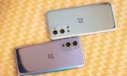 OnePlus 9, 9 Pro 9R güncellemesi kamera ve pil ömrünü iyileştiriyor