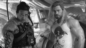 Chris Hemsworth'un Thor'unu Paylaşmak: Aşk ve Gök Gürültüsü: Bol Aşk ve Bol Şimşek Göreceksiniz