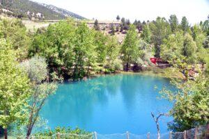 Kahramanmaraş'ın 'Gizemli Cenneti': Yeşilgöz Mesire Alanı