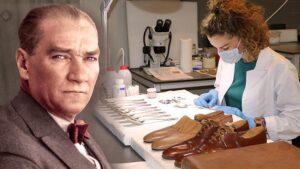 Atatürk'ün Eşyalarının Kamuya Korunması