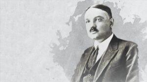 Yahya Kemal Beyatlı'nın bugüne kadar bilinmeyen şiiri gün yüzüne çıktı.