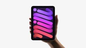 Apple, yeni iPad mini modelini duyurdu!  İşte fiyatı ve özellikleri.