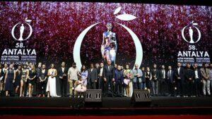 58. Antalya Altın Portakal Film Festivali'nde ödüller sahiplerini buldu.