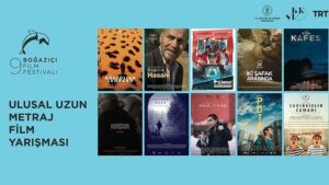 9. Ulusal Boğaziçi Film Festivali filmleri açıklandı