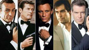 En popüler James Bond ortaya çıktı
