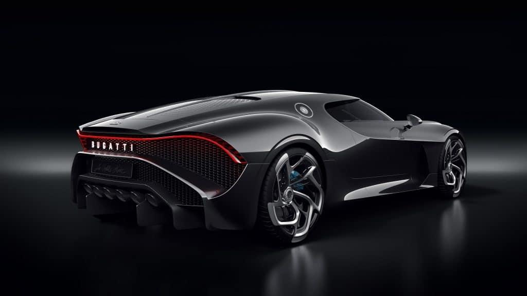 Dünyanın En Pahalı Otomobili Bugatti La Voiture Noire Arkası