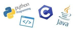 Python, Java ve C Programlama Dilleri